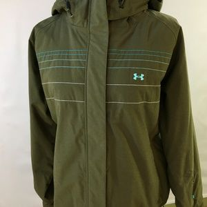 Under Armour Performance All Weather Jacket Coat